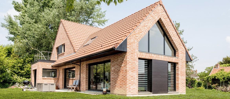 Constructeur de Maison Nord Pas de Calais 10 Lille - Demeures de style